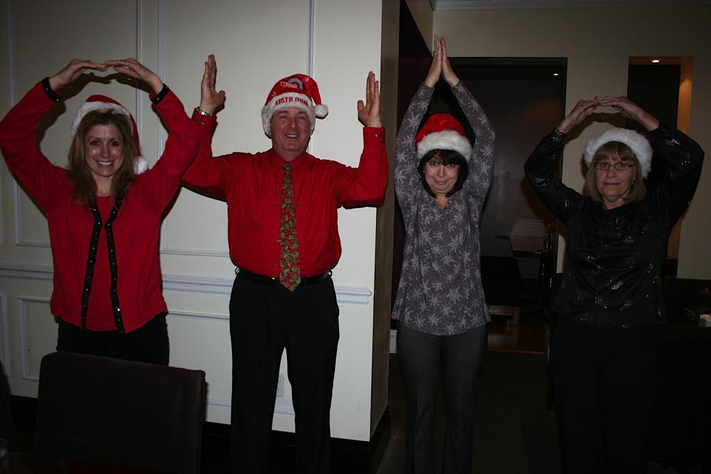 ohio christmas  staff